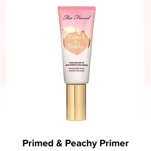 Too Faced Primed & Peachy Cooling Matte Primer